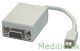 VGA ADAP MINI DISPLAYPORT