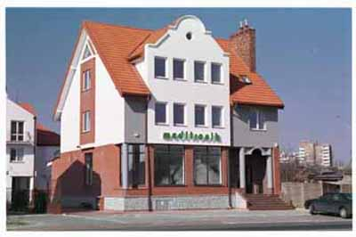 siedziba firmy Meditronik